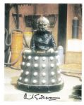 Davros played by David Gooderson Genuine Autograph